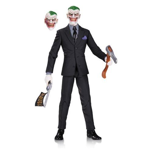 Designer Series Joker by Greg Capullo Action Figure