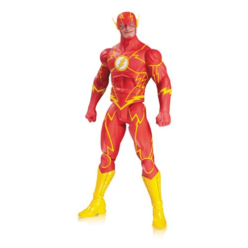 Designer Series Flash by Greg Capullo Action Figure