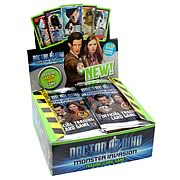Doctor Who Monster Invasion TCG Booster Display Box