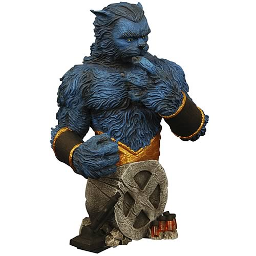 Marvel Universe Astonishing X-Men Beast Bust