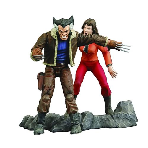 Days of Future Past Wolverine Action Figure