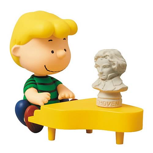 Peanuts Schroeder and Piano Ultra-Detail Figure