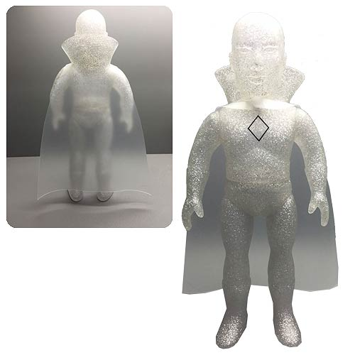 Marvel Avengers Vision Clear Figure Sofubi - SDCC 2015 Exc.