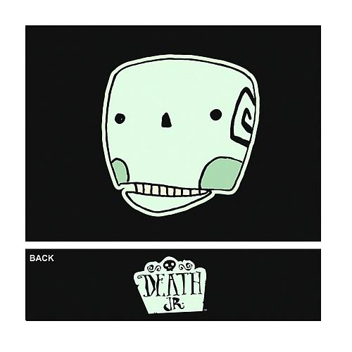 Death Jr. Head T-Shirt