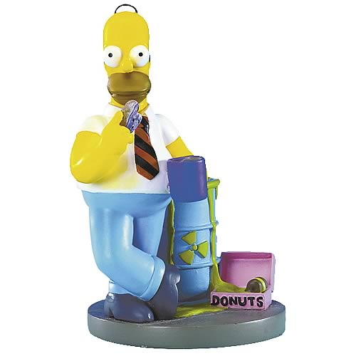 Simpsons Forbidden Donut Statue