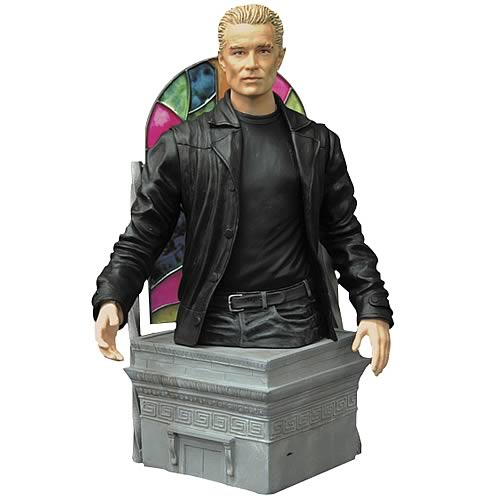 Buffy: Spike Bust