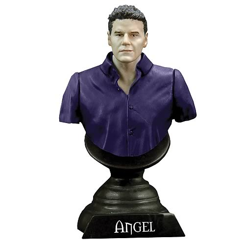 Buffy & Angel - Angel Ornament