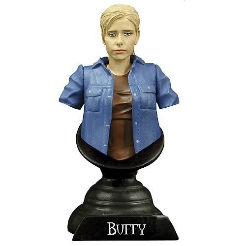 Buffy & Angel - Buffy Ornament