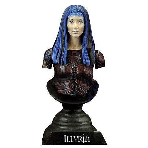 Buffy & Angel - Illyria Ornament