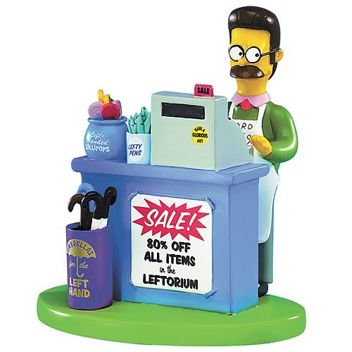 Simpsons: Hi-Dilly-Ho Statue