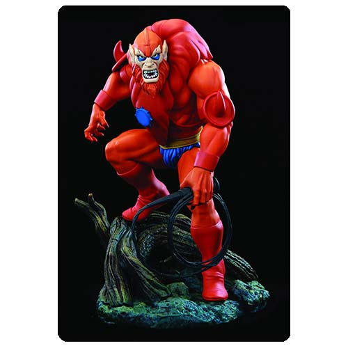 Masters of the Universe Beastman 1:4 Scale Statue