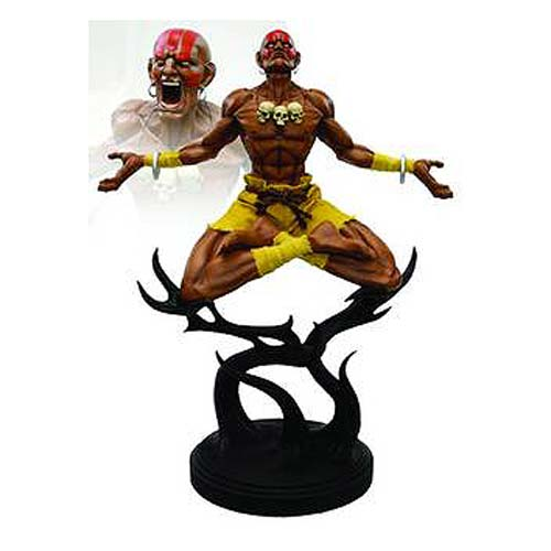 Street Fighter Dhalsim 1:4 Scale Statue