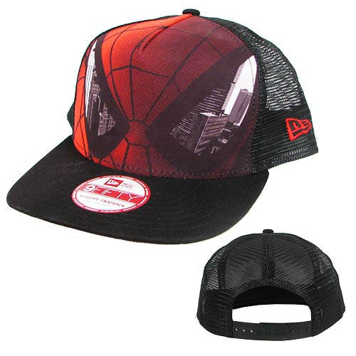 Amazing Spider-Man 2 Movie Sub Front Face Snap Back Hat