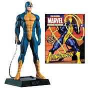 Marvel Comics Constrictor Collector Magazine with Figure