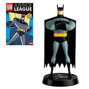 Justice League: TAS Batman Statue with Magazine #5