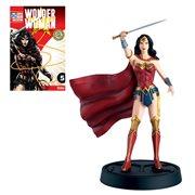 Wonder Woman Mythologies Statue with Magazine #5