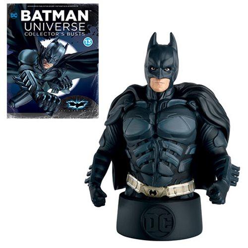 Batman Universe Batman: The Dark Knight Batman Bust with Collector Magazine #13