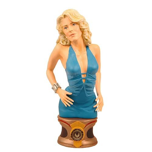 Battlestar Galactica Six (Blue Dress) Bust