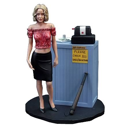 Buffy the Vampire Slayer Anya Action Figure
