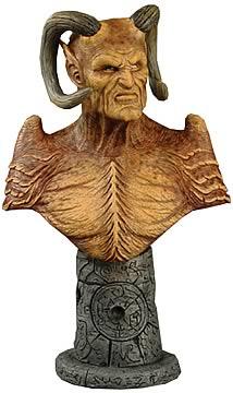Buffy: Fyarl Demon Giles Mini Bust