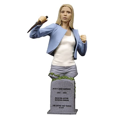 Buffy Becoming, Part 1 Bust