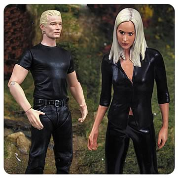 Angel: Spike and Darla Set