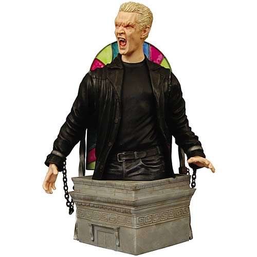 Buffy: Spike Vampire Bust