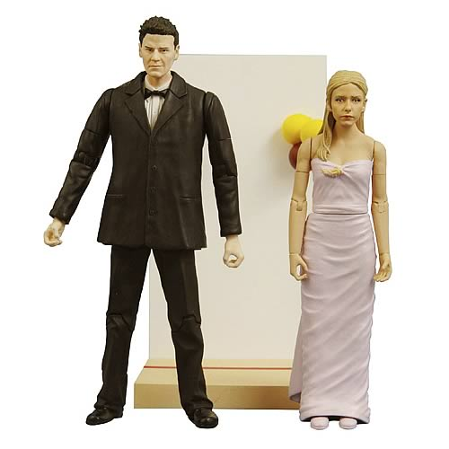 Buffy & Angel The Prom Action Figure 2-Pack