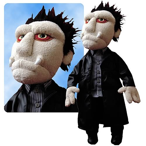 Buffy/Angel Vampire Angel Puppet Plush