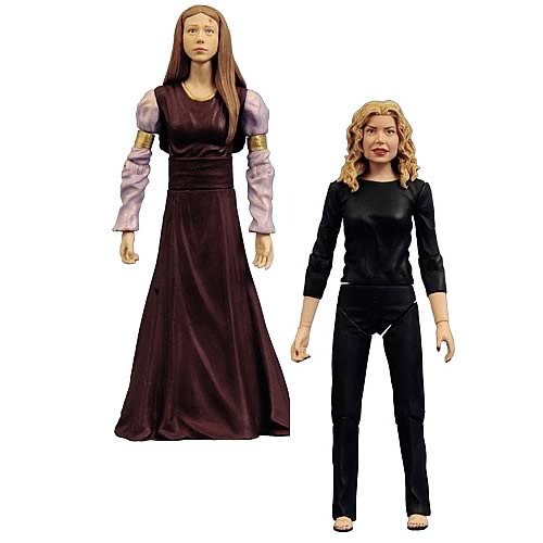 Buffy Dawn & Glory Action Figure Set