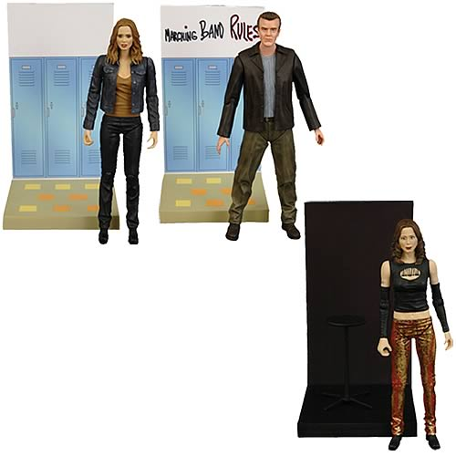 Buffy Giles and Faith Action Figure Case