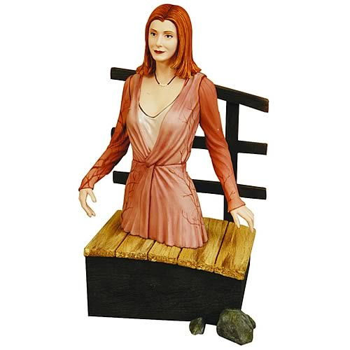 Buffy the Vampire Slayer Willow OMWF Bust