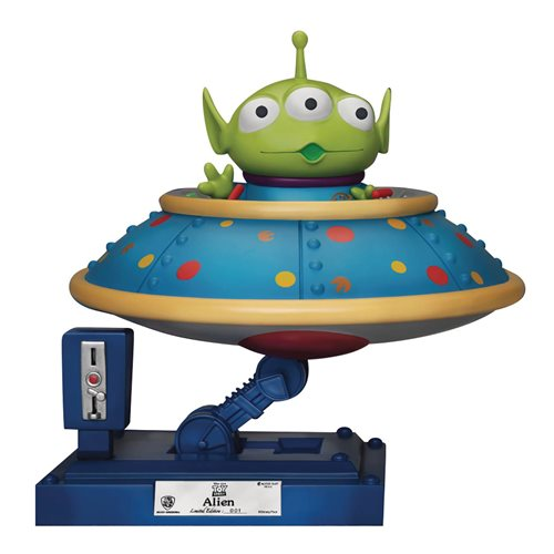 Toy Story MC-019 Alien Statue - Previews Exclusive