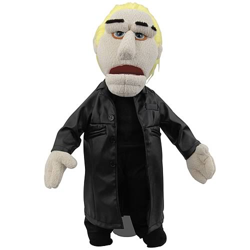 Buffy/Angel Spike Puppet Plush