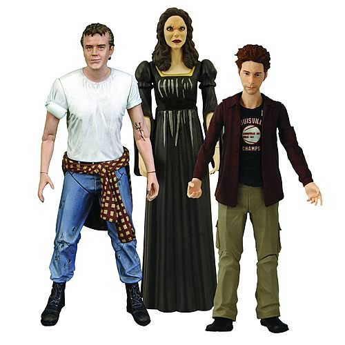 Buffy The Judge Wave 1 Action Figure Set