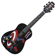 Captain America Junior Acoustic Guitar