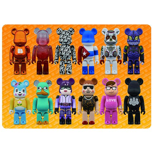 Bearbricks Series 26 Mini-Figure Display Case