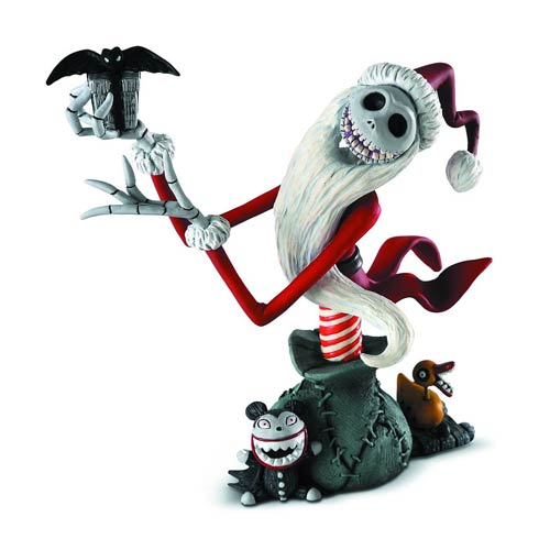 The Nightmare Before Christmas Santa Jack Mini-Bust
