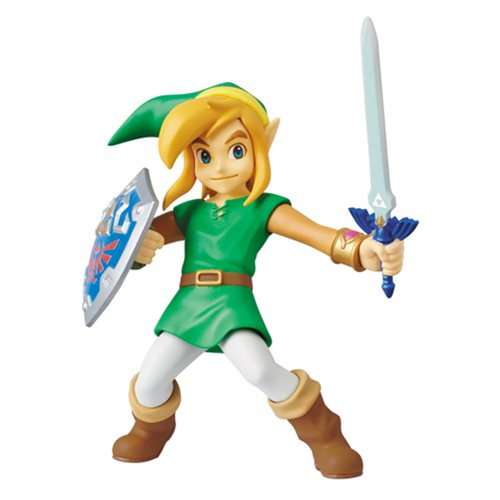 Legend of Zelda Triforce of the Gods Link UDF Figure