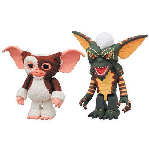 Gremlins Gizmo and Stripe Kubrick Mini-Figure 2-Pack