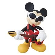 Disney X Roen Collection Grunge Mickey Vinyl Collector Doll