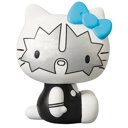 Hello Kitty KISS The Spaceman Vinyl Collector Figure