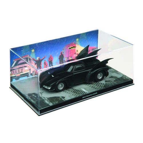 Batman Animated Series #652 Vehicle with Collector Magzine