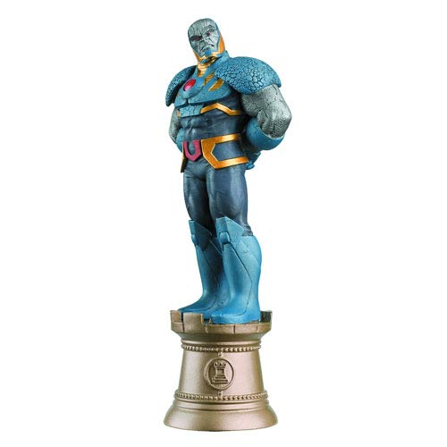 DC Superhero Darkseid Black Rook Chess Piece with Mag.