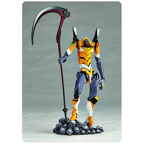 Evangelion 3.0 Type-09 Revoltech Action Figure