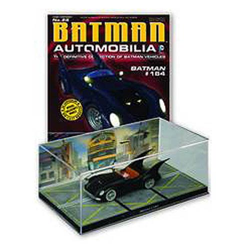 Batman Animated Series #164 Vehicle with Collector Magazine