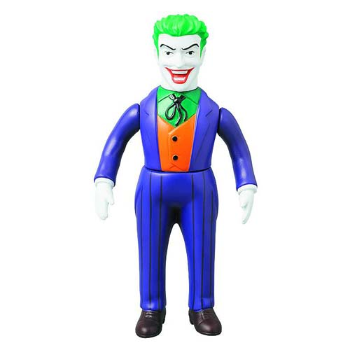 Batman DC Hero Sofubi Joker Soft Vinyl Action Figure