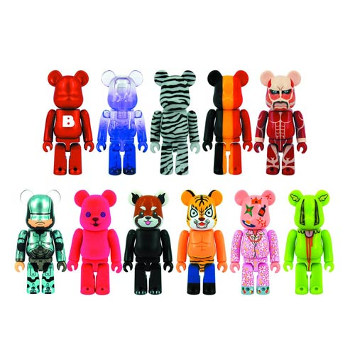 Bearbrick Series 27 Blind Boxed Mini-Figure 6-Pack