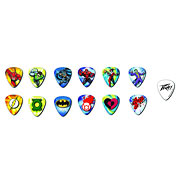 DC Comics Heroes Guitar Pick Pack 2
