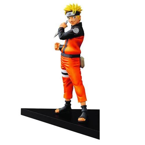 Naruto Shippuden Naruto Shinobi Relations Series 1 Statue